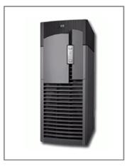 HP Superdome Server Cabinet