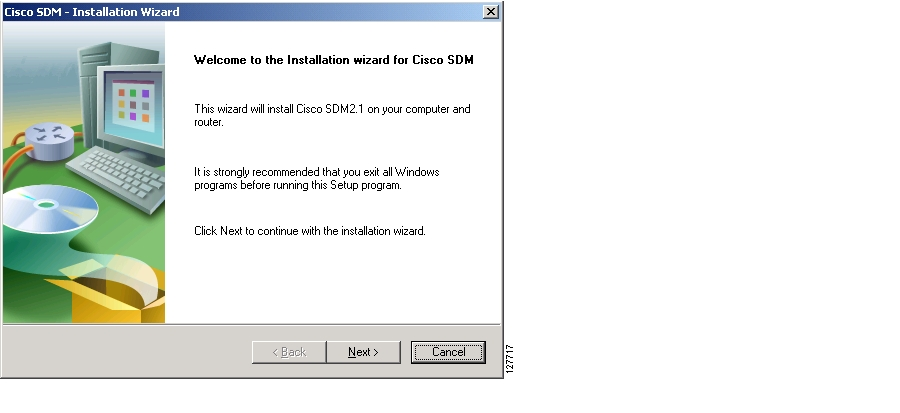 Downloading and Installing Cisco Router and Security Device Manager