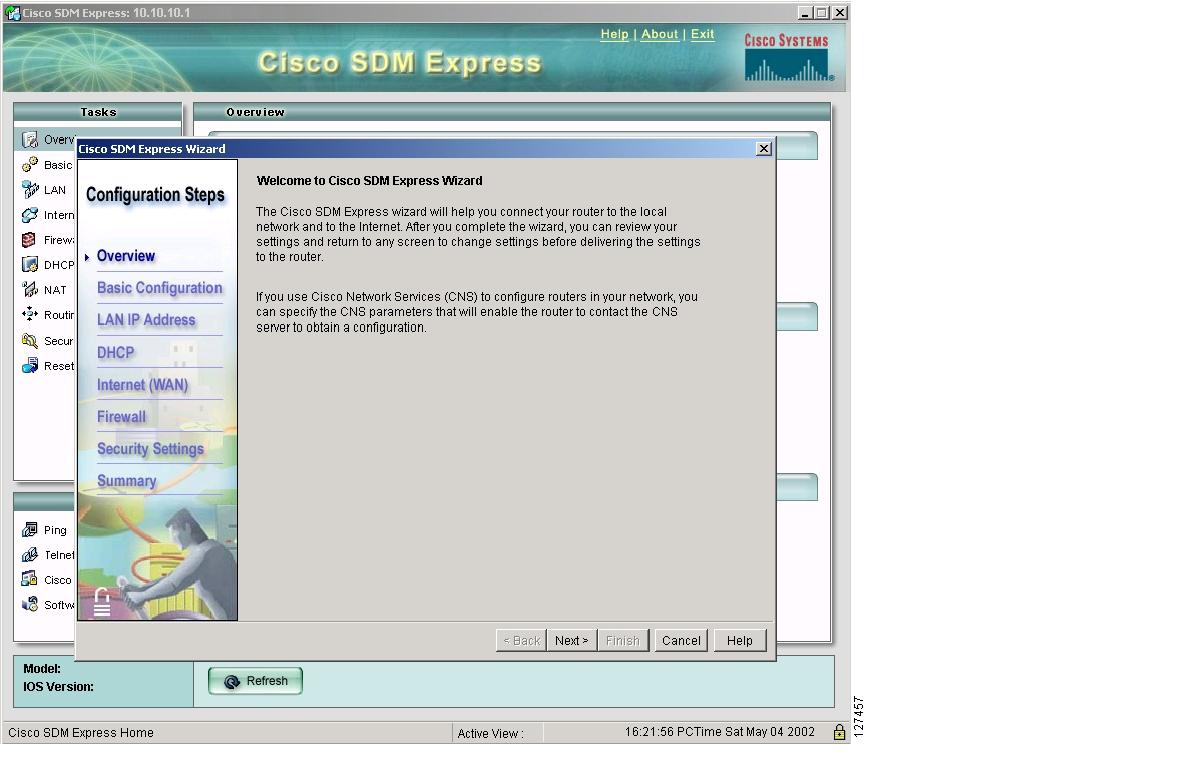 How to install Cisco CCP and how to configure Cisco router ...